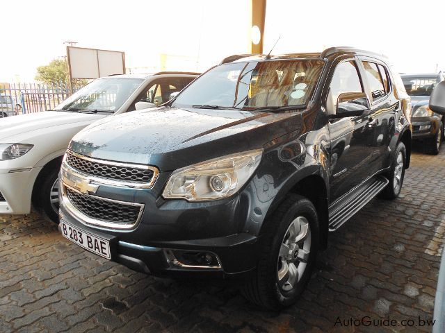 Pre-owned Chevrolet Trailblazer for sale in Gaborone