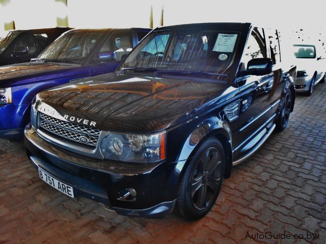 Pre-owned Land Rover Range Rover Sport Super Charged for sale in