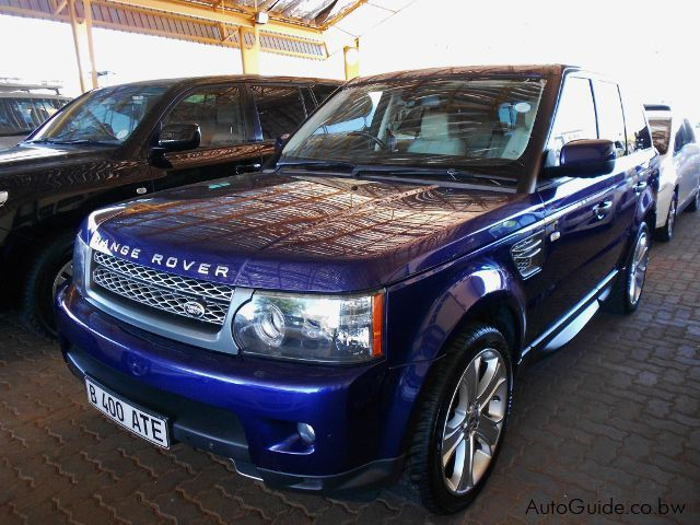 Pre-owned Land Rover Range Rover for sale in Gaborone