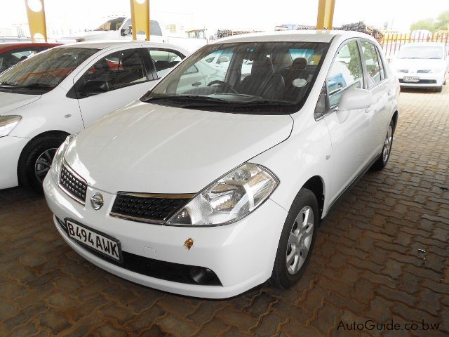 Pre-owned Nissan Tiida for sale in Gaborone