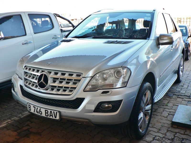 Pre-owned Mercedes-Benz ML 350 for sale in