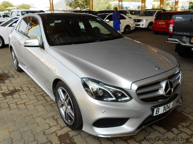 Pre-owned Mercedes-Benz E250 for sale in Gaborone