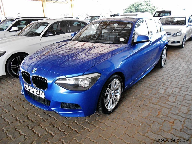 Used BMW 116i for sale in Gaborone