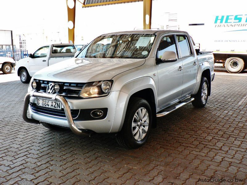 Pre-owned Volkswagen Amarok 4Motion for sale in
