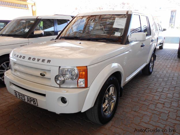 Pre-owned Land Rover Discovery 3 for sale in Gaborone