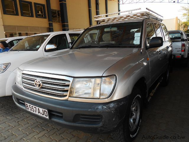 Used Toyota Land Cruiser for sale in Gaborone