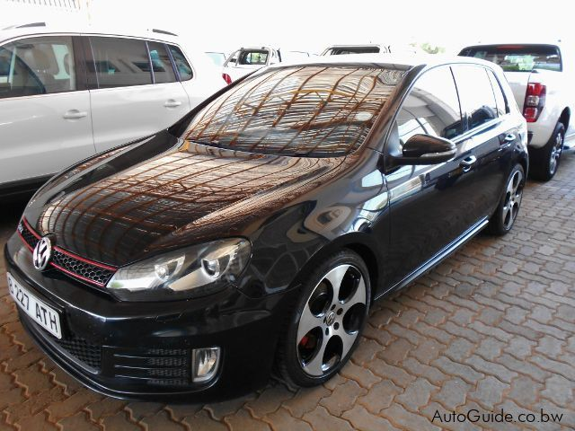 Pre-owned Volkswagen Golf 6 GTi for sale in Gaborone