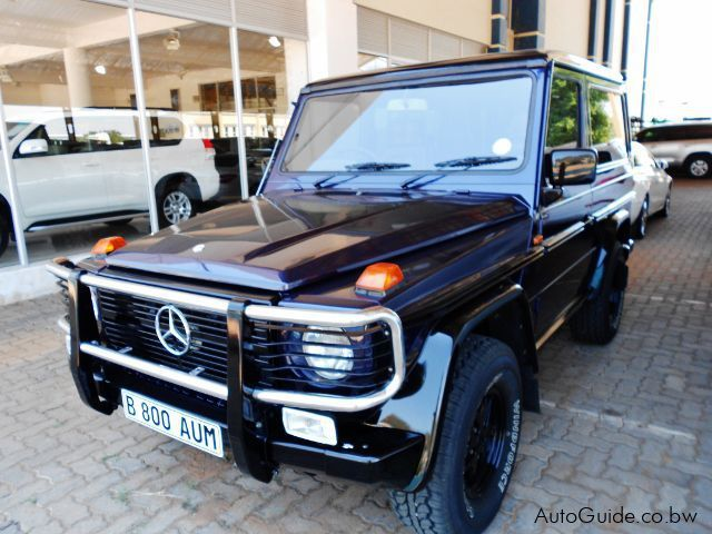 Pre-owned Mercedes-Benz G Wagon for sale in Gaborone
