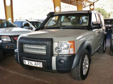 Pre-owned Land Rover Discovery 3 TD V6 SE for sale in