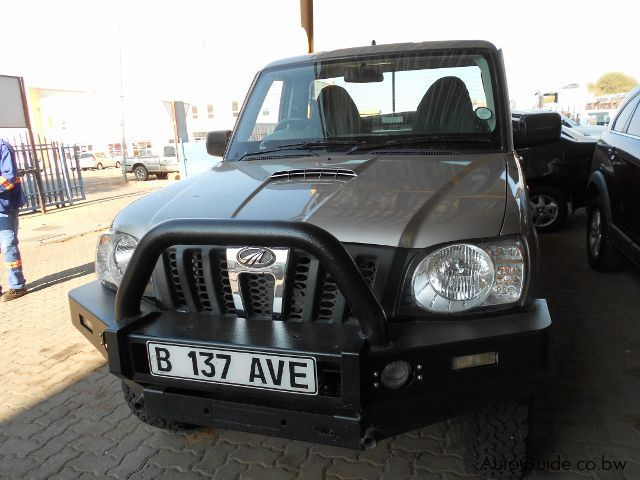 Used Mahindra Scorpoin for sale in Gaborone