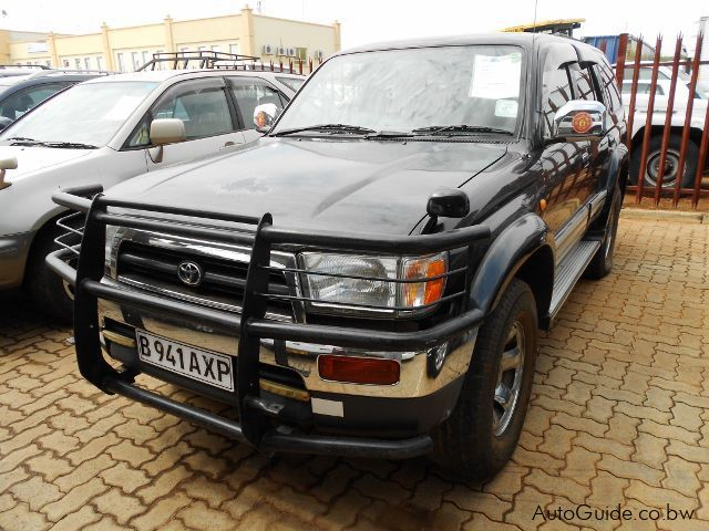 Used Toyota Surf for sale in Gaborone
