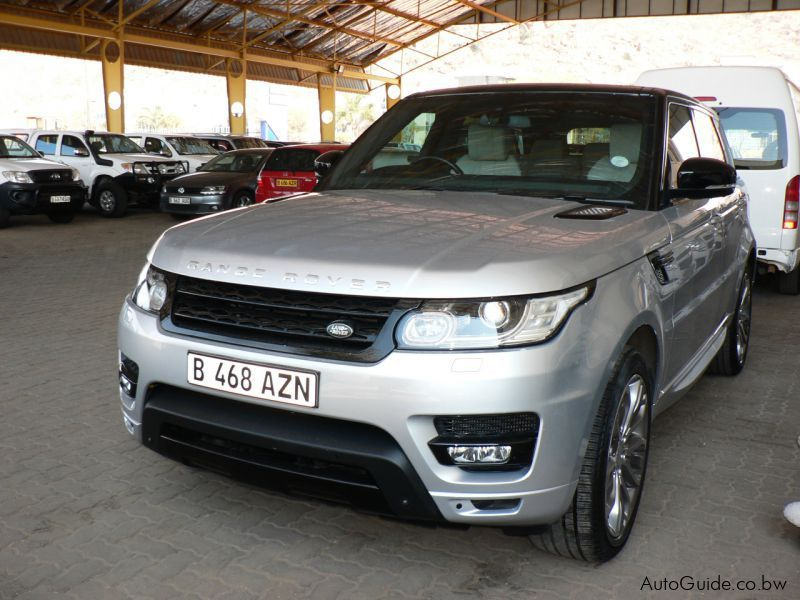 Pre-owned Land Rover Range Rover Dynamic  S/Charge for sale in