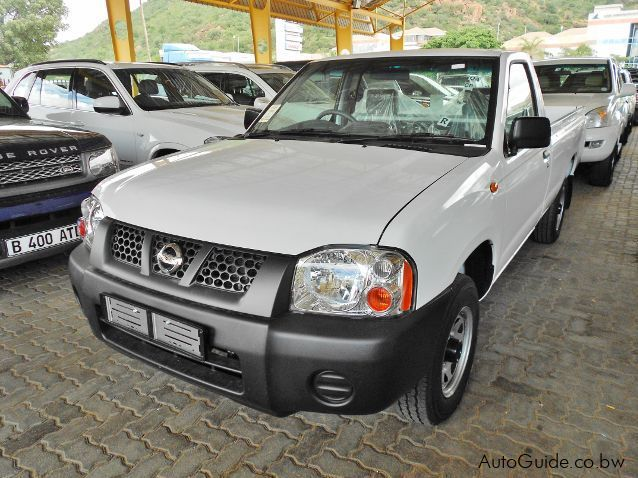 Used Nissan Hardbody NP300 for sale in Gaborone
