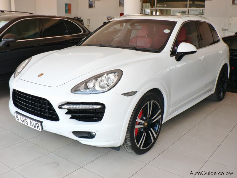 Pre-owned Porsche Cayenne turbo S for sale in