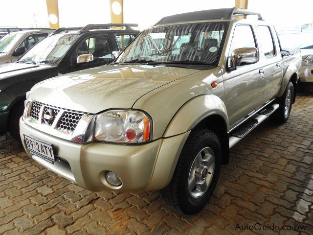 Pre-owned Nissan Hardbody for sale in Gaborone