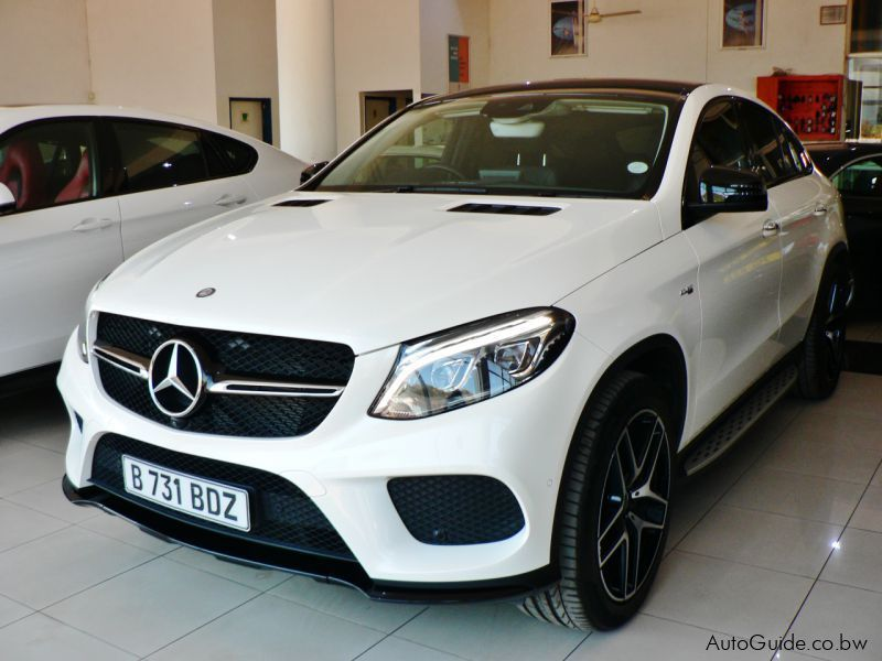 Pre-owned Mercedes-Benz GLE 43 AMG for sale in