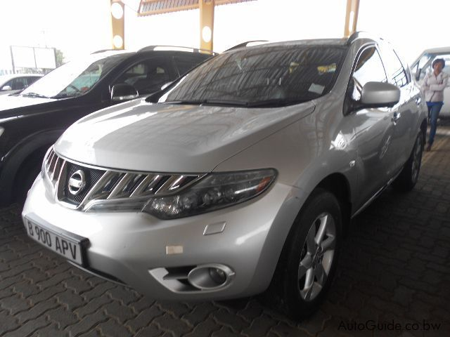 Pre-owned Nissan Murano for sale in Gaborone