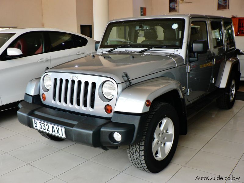 Pre-owned Jeep Wrangler Sahara Unlimited for sale in