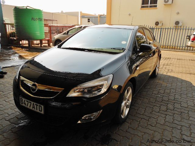 Pre-owned Opel Astra for sale in Gaborone