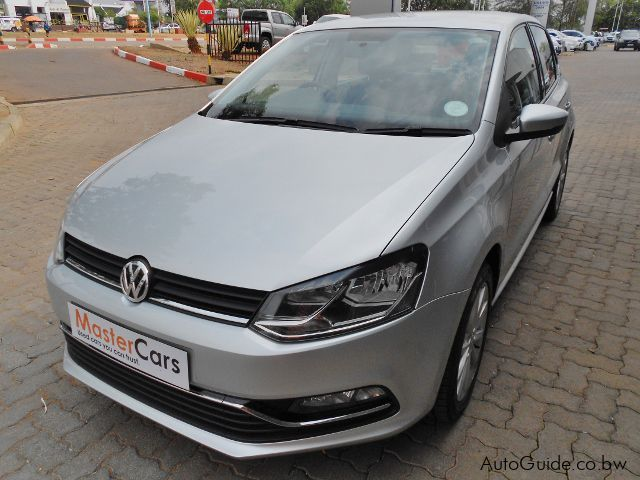 Pre-owned Volkswagen Polo TSi for sale in Gaborone