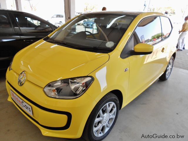 Pre-owned Volkswagen Up Move for sale in Gaborone