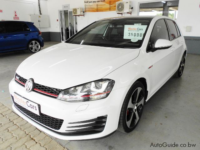 Used Volkswagen Golf 7 GTi for sale in Gaborone