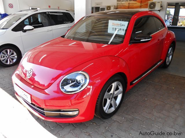 Pre-owned Volkswagen Beetle TSi for sale in