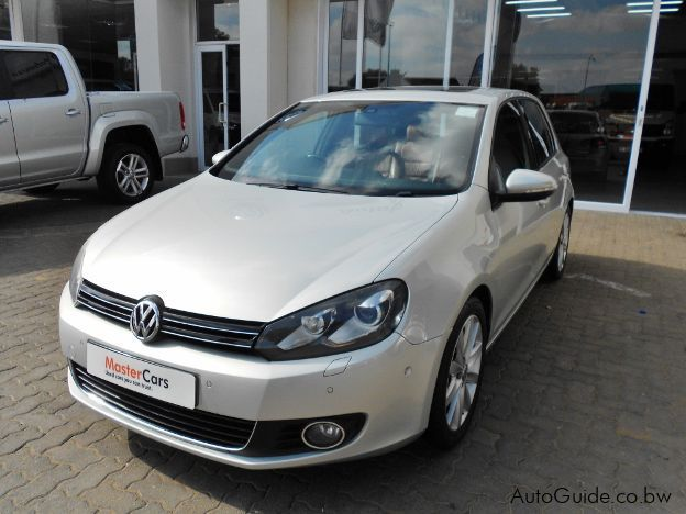 Pre-owned Volkswagen Golf 6 TFSI for sale in Gaborone