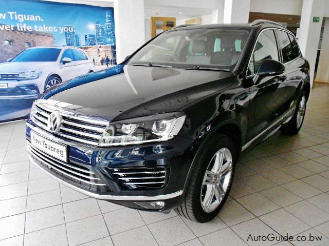 New Volkswagen Touareg V6 TDi for sale in Gaborone