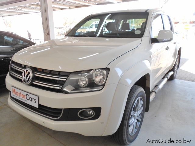 Pre-owned Volkswagen Amarok for sale in Gaborone