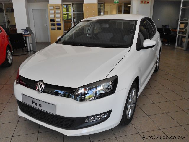 Pre-owned Volkswagen Polo BlueMotion for sale in Gaborone