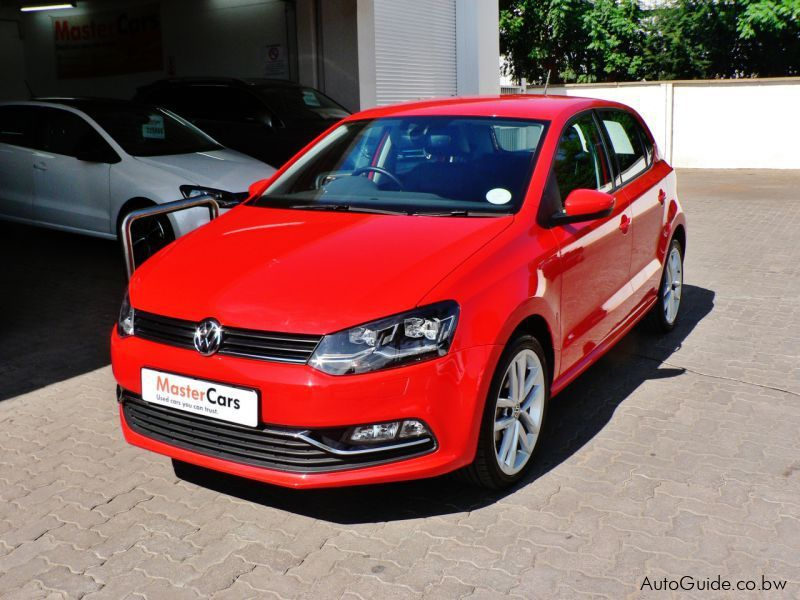Pre-owned Volkswagen Polo TSi Highline - 7 Speed for sale in
