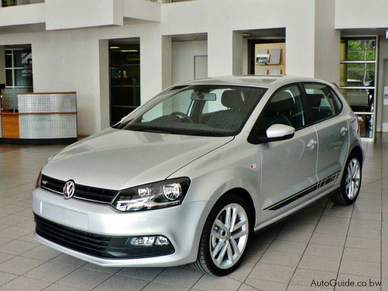Pre-owned Volkswagen Polo Vivo 1.0 TSi GT for sale in