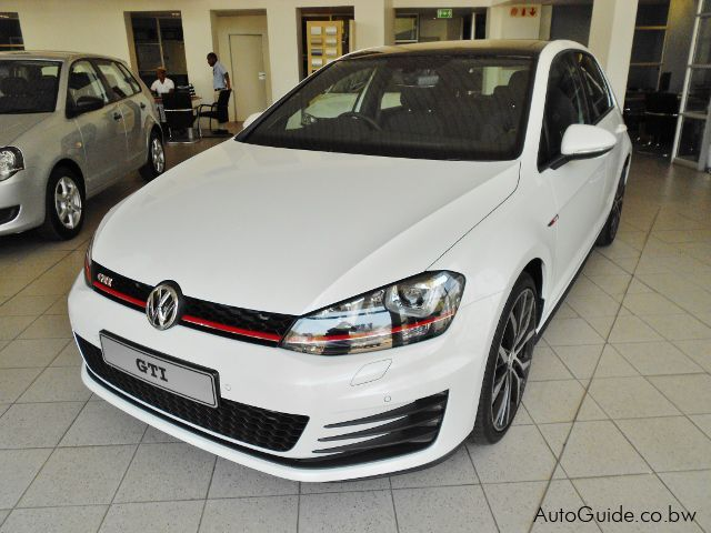 Pre-owned Volkswagen Golf 7 GTi for sale in Gaborone