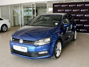 Pre-owned Volkswagen Polo Vivo GT for sale in