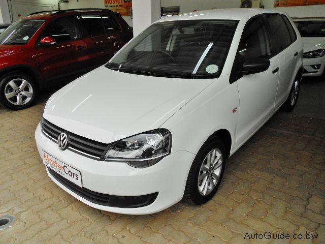 Pre-owned Volkswagen Polo Vivo for sale in