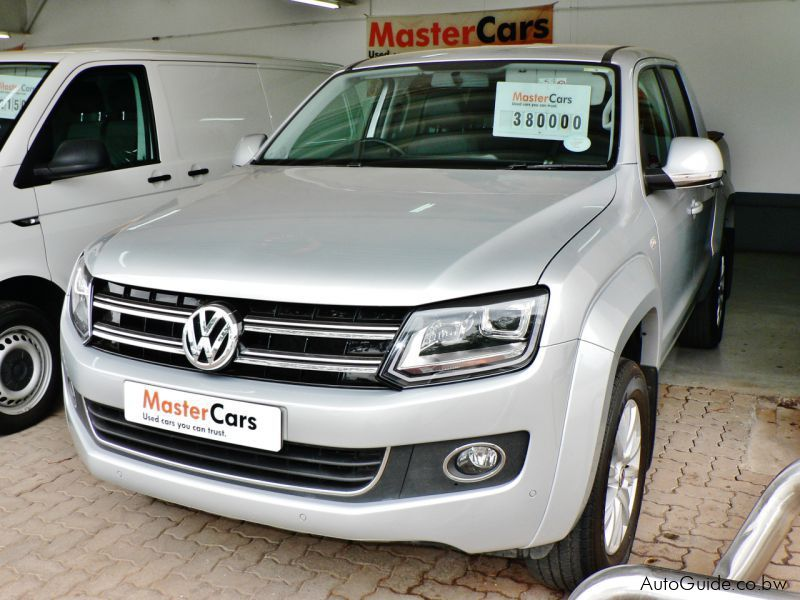 Pre-owned Volkswagen Amarok for sale in