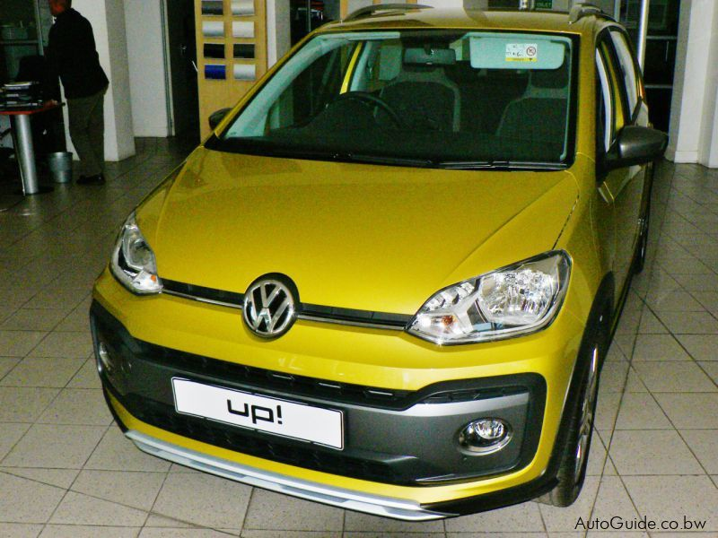Pre-owned Volkswagen Up Cross for sale in