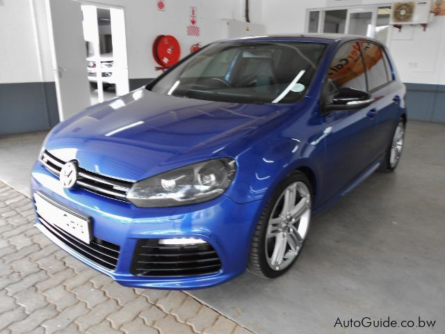 Pre-owned Volkswagen Golf R for sale in Gaborone