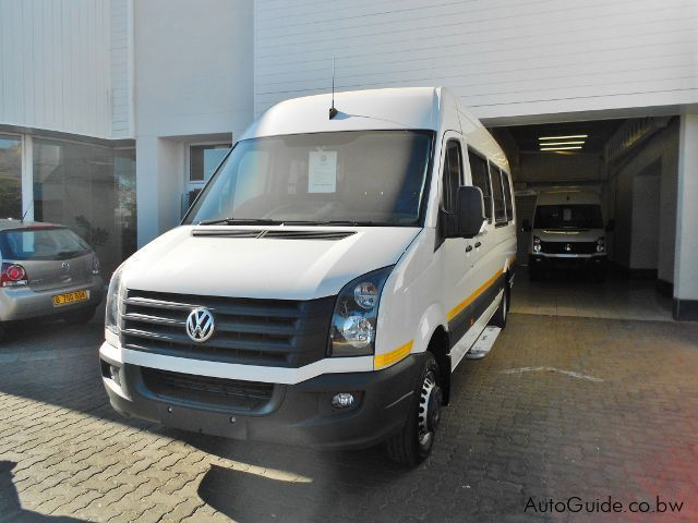 New Volkswagen Crafter 50 - 26 Seater for sale in Gaborone