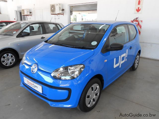 Used Volkswagen Up for sale in Gaborone
