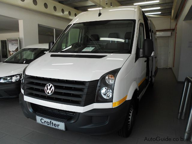 Pre-owned Volkswagen Crafter 50 XLWB BitDi for sale in