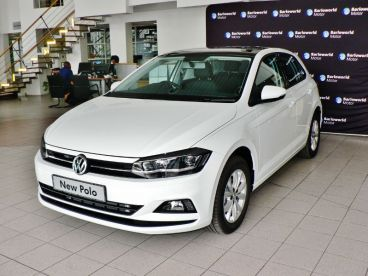 Pre-owned Volkswagen Polo NF TSi Comfortline for sale in