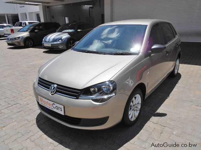 Pre-owned Volkswagen Polo Vivo for sale in Gaborone