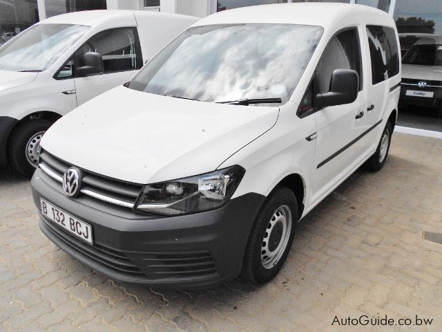 Used Volkswagen Caddy Crew Bus for sale in Gaborone