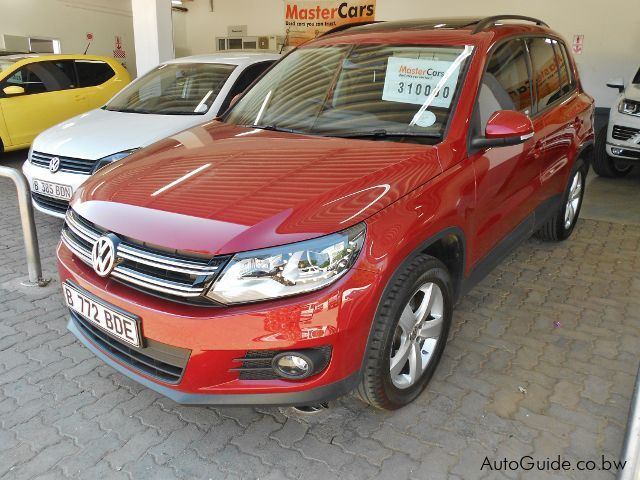 Used Volkswagen Tiguan 4Motion for sale in Gaborone