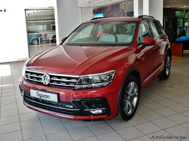 Pre-owned Volkswagen Tiguan 1.4 TSi Comfortline Manual for sale in
