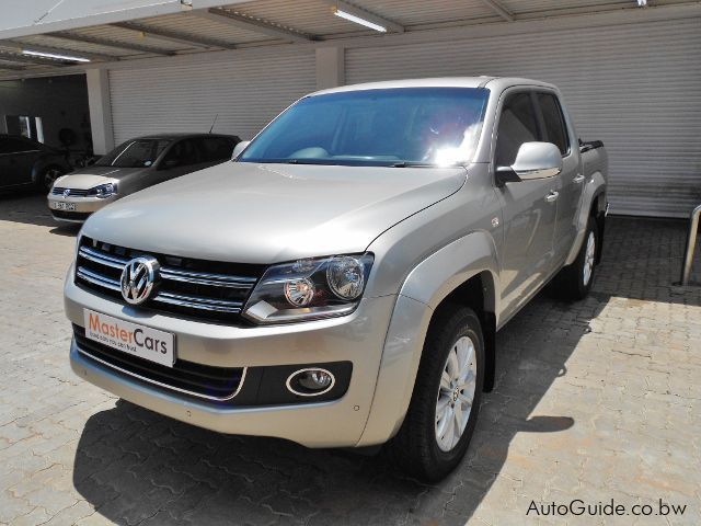 Pre-owned Volkswagen Amarok BitDi  for sale in Gaborone