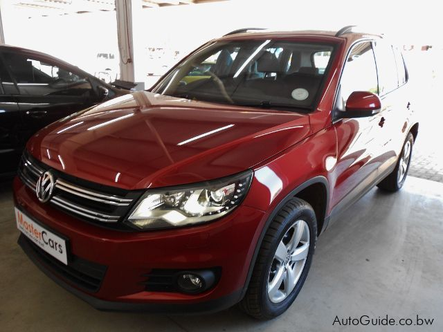 Used Volkswagen Tiguan for sale in Gaborone