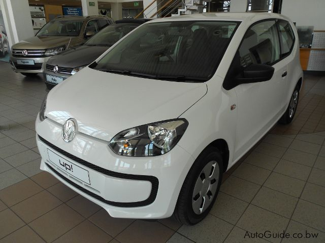 Pre-owned Volkswagen Up for sale in Gaborone
